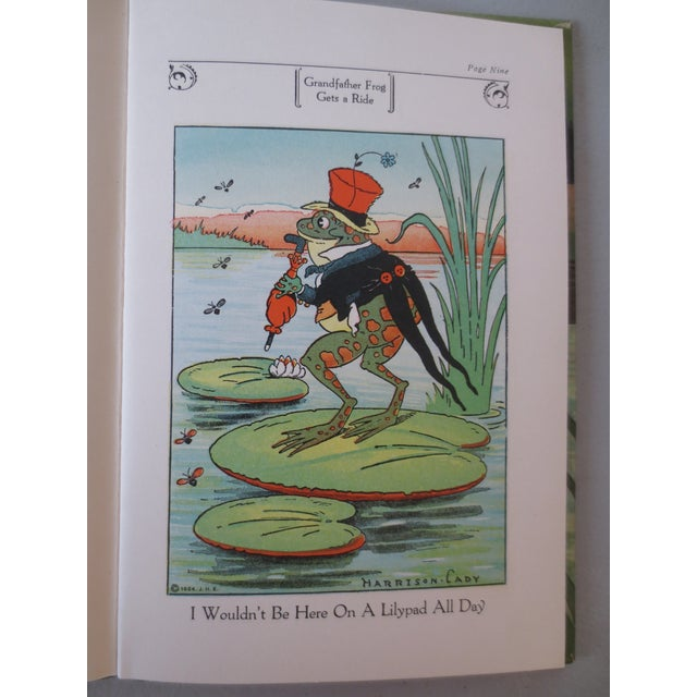 Grandfather Frog Gets a Ride 1st Ed. Book - Image 6 of 8