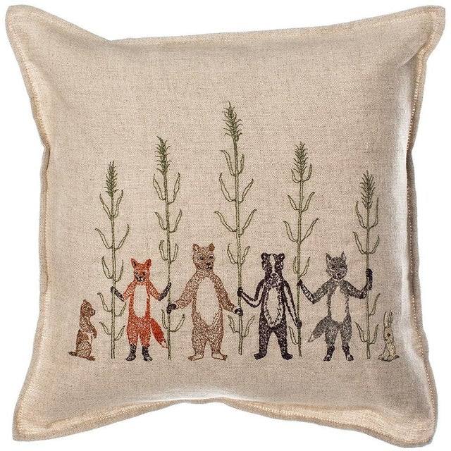 Contemporary Harvest Pillow For Sale - Image 3 of 3
