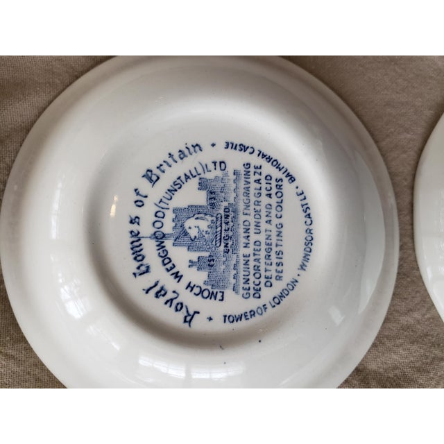 Vintage Blue & White China Plates-Set of 25 For Sale - Image 4 of 9
