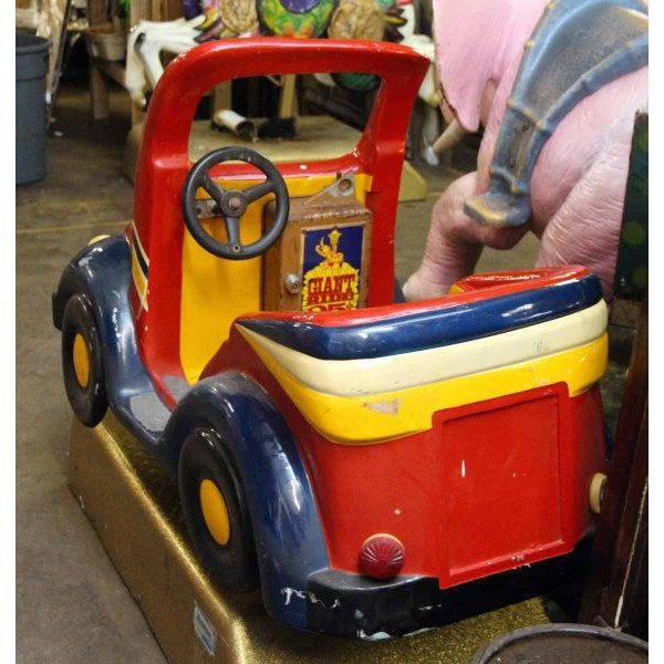 Love Buggie Coin Operated Kiddie Ride For Sale - Image 5 of 6