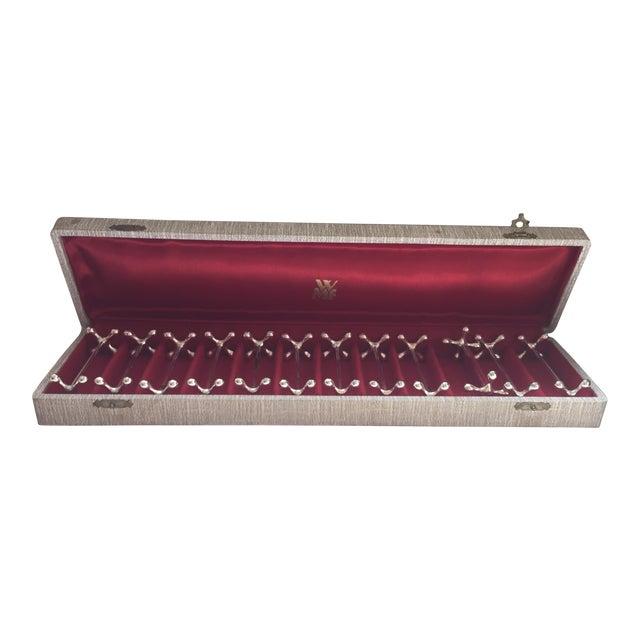 Vintage Jacks Silver Plated Knife Rests - Set of 12 - Image 1 of 7