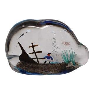 Oball - Shipwreck Aquarium For Sale