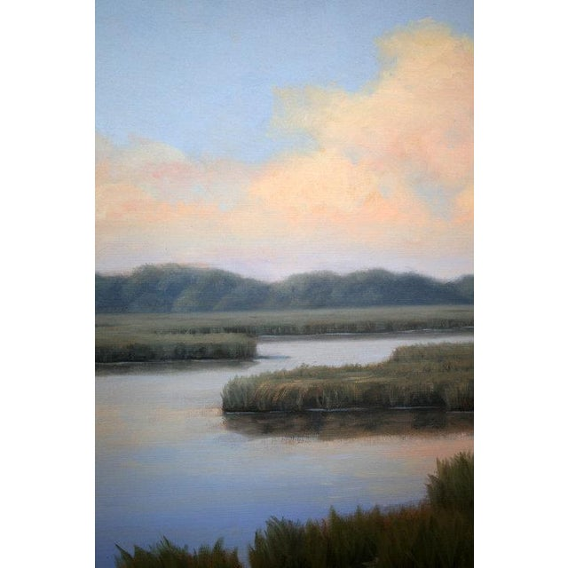 Ronald Tinney Ronald Tinney, Magic on the Horizon Painting, 2016 For Sale - Image 4 of 8