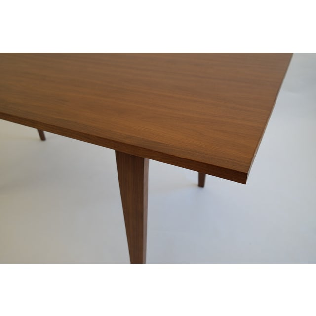 Norman Cherner Dining Table - Image 10 of 11