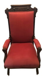 Image of Victorian Rocking Chairs