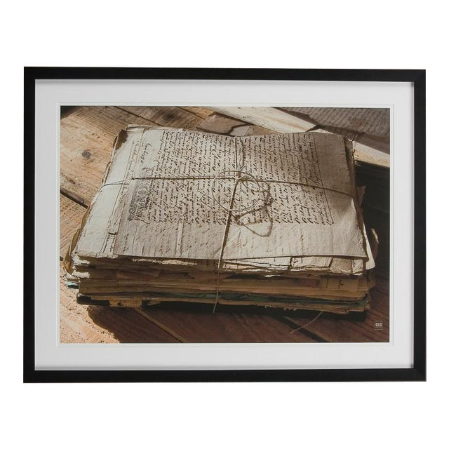 Sarreid Ltd. Framed Artist Edition Print For Sale