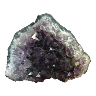 Amethyst Quartz Rock Specimen For Sale