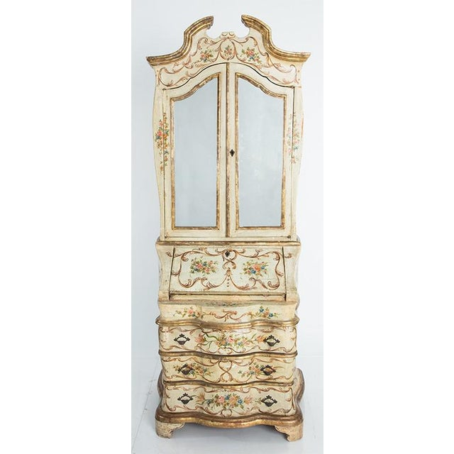 VENETIAN SECRETARY For Sale - Image 9 of 9