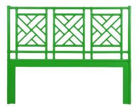 Image of Green Headboards