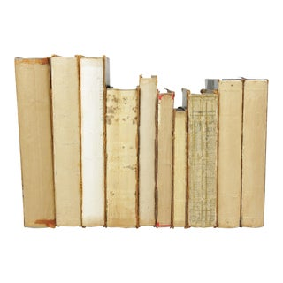 Deconstructed Antique Books S/10 For Sale