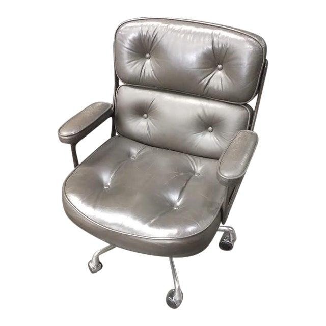 Dark Green Herman Miller Eames Executive Chair