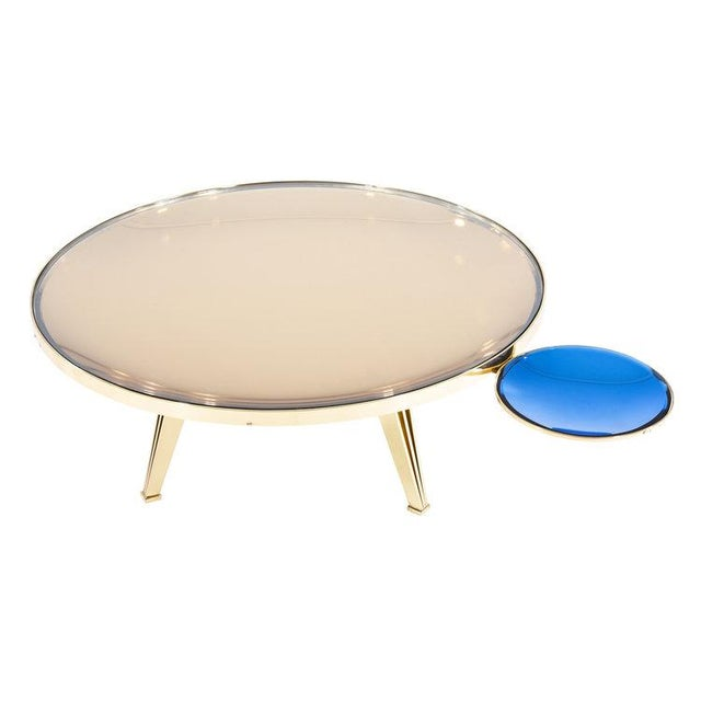 Gaspare Asaro Riflesso Coffee Table For Sale - Image 4 of 13