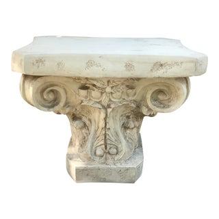 Greek Revival Pedestal or Table Base For Sale