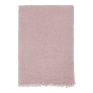 Once Milano Linen Summer Throw For Sale