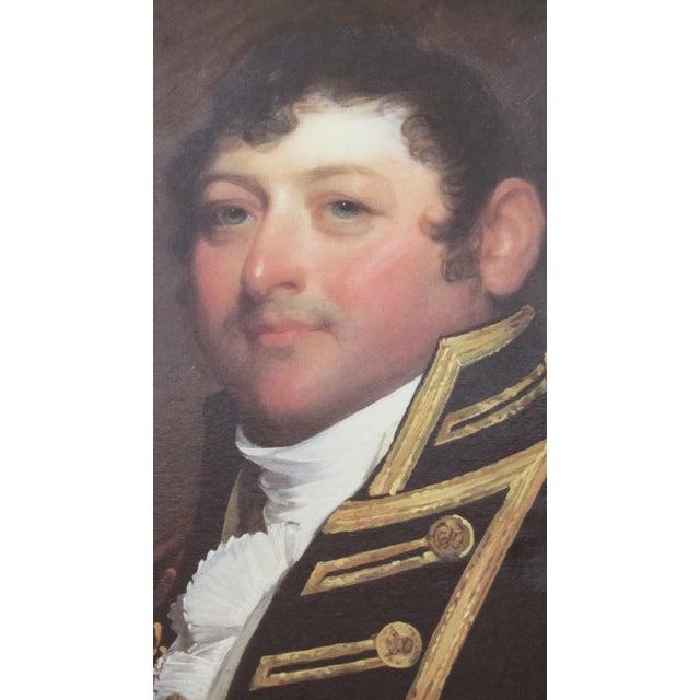 Revolutionary War Commodore Portrait - Image 2 of 10