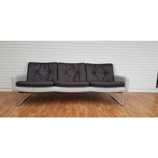 1970s Vintage Danish Designed Midtcentury Sofa For Sale - Image 13 of 13