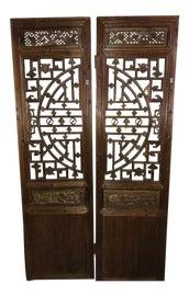 Image of Asian Antique Doors