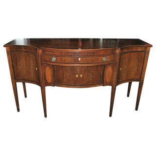 19th-20th Century Mahogany Sideboard For Sale