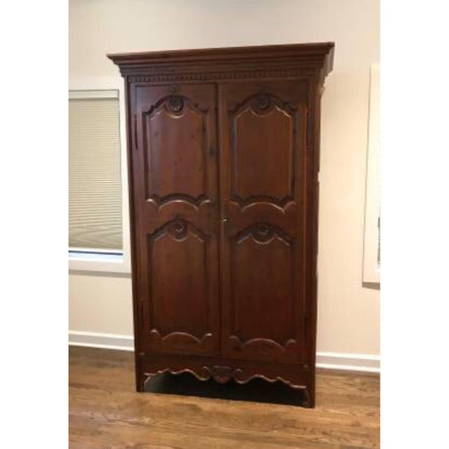 Vintage Clothing Armoire - Image 2 of 4