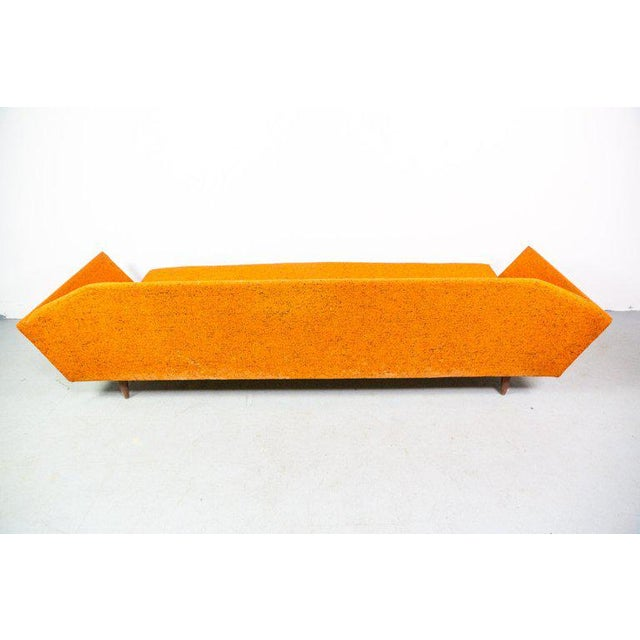 """1960s """"Gondola"""" Sofa by Adrian Pearsall for Craft Associates For Sale - Image 5 of 8"""
