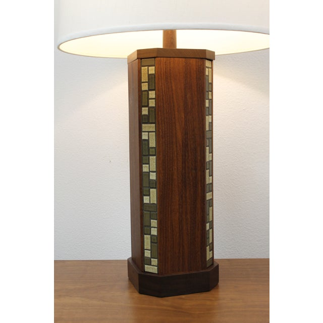 Mid-Century Modern Martz Table Lamp For Sale - Image 3 of 7