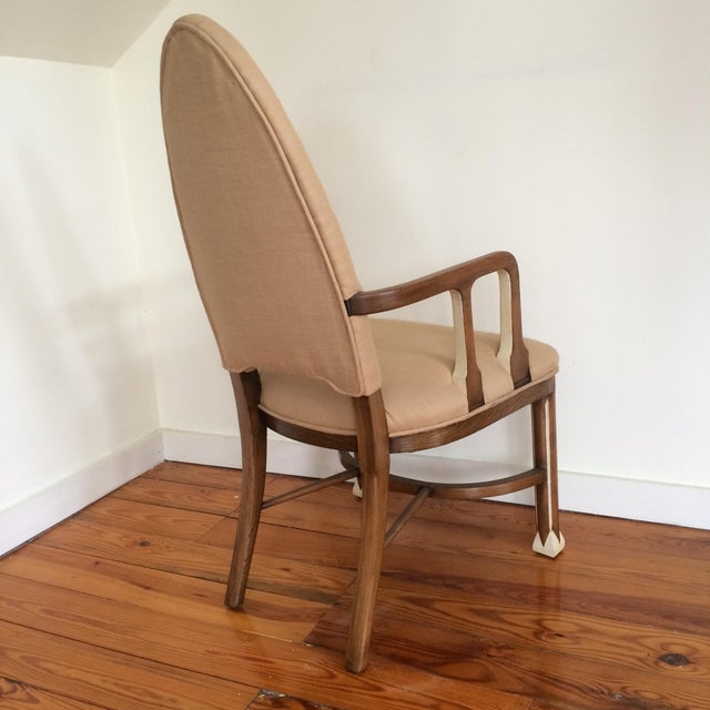 1920's Metropolis Armchair For Sale - Image 4 of 11