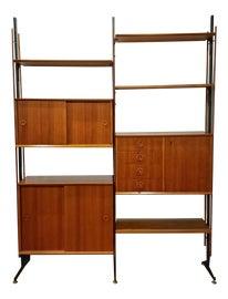 Image of Danish Modern Wall Cabinets