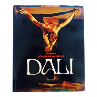 """Dali"" English Translated Coffee Table Art Book"