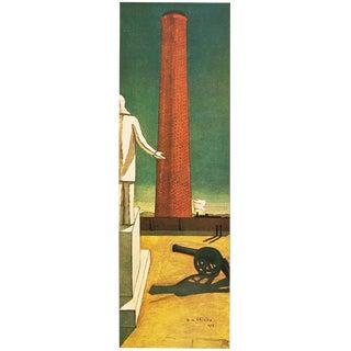 1947 Giorgio De Chirico Cheminée For Sale