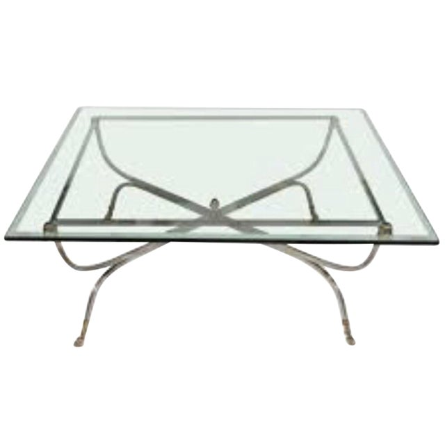 Maison Jansen Style Coffee Table - Image 1 of 10