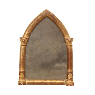 Small Giltwood Mirror For Sale