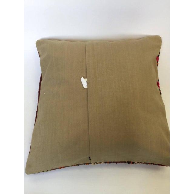 Handmade Kilim Pillow Cover - Image 6 of 6