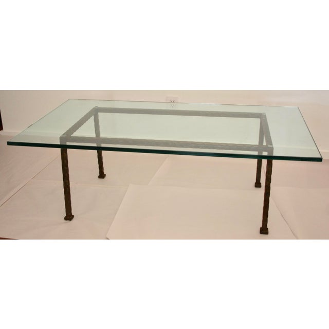 Industrial Cocktail / Coffee Table - Image 4 of 11