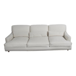 Vico Magistretti for DePadova Three-Seater Sofa Model Raffles For Sale