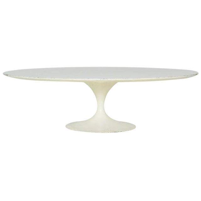 S Vintage Eero Saarinen For Knoll Tulip Coffee Table Chairish - Original saarinen tulip table