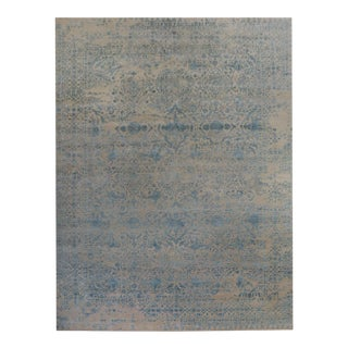 Zoe, Hand-Knotted Area Rug - 9 X 12 For Sale