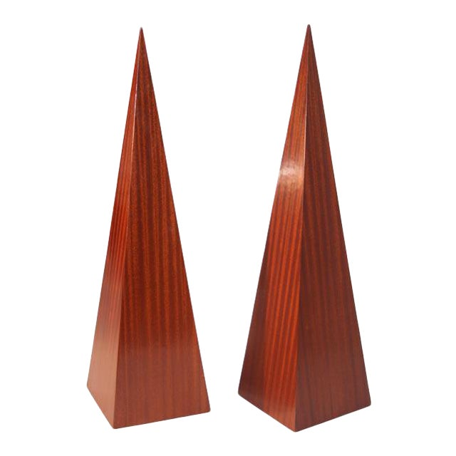 Pair of Obelisks - Image 1 of 5