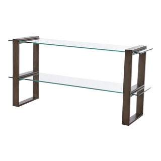Blink Home Metal Console Table For Sale
