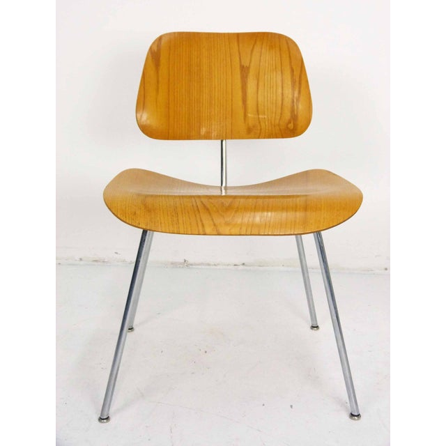 Eames DCM Dining Chair in Ash - Image 2 of 10