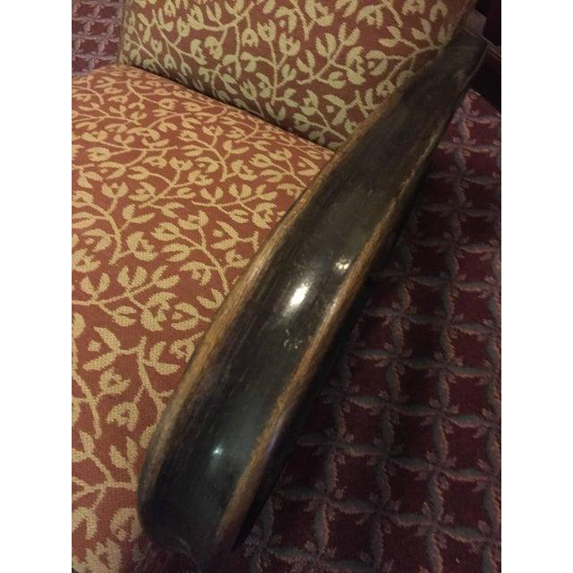 "Jindrich Halabala Art Deco ""H269"" Chair - Image 2 of 5"