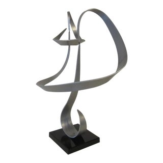John W. Anderson Kinetic Sculpture For Sale