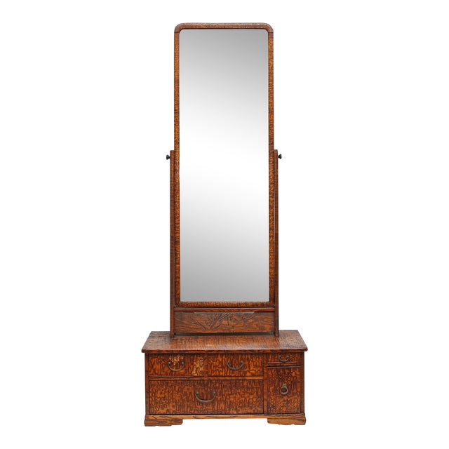 19th Century Dressing Table Mirror For Sale