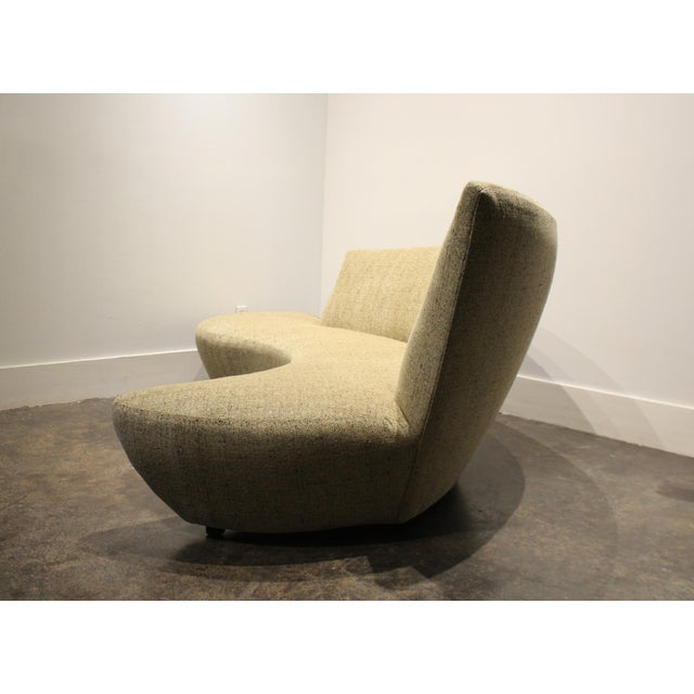 1990s Large Sculptural Bilbao Sofa by Vladimir Kagan For Sale - Image 5 of 12