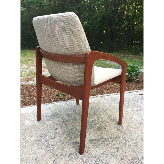 Kai Kristiansen Dining Chairs - Set of 4 - Image 7 of 10