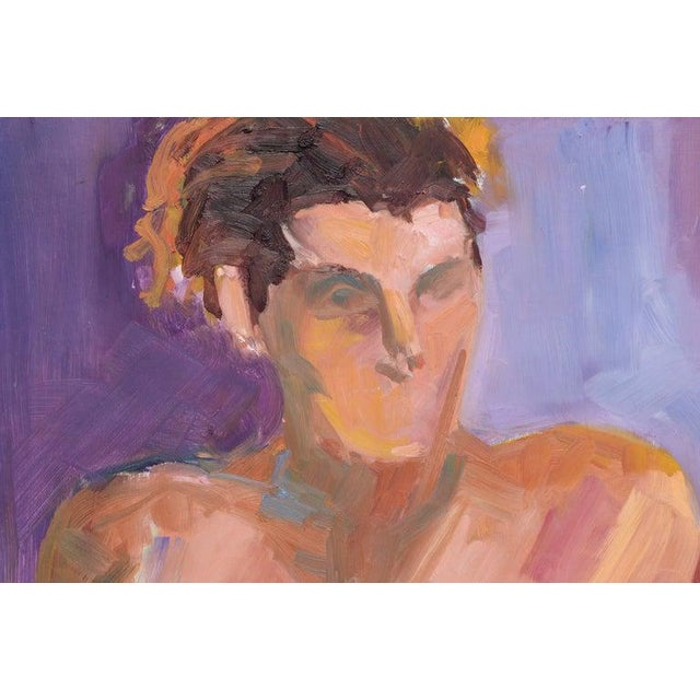 Unknown Reclining Nude Circa 1970s For Sale - Image 4 of 8