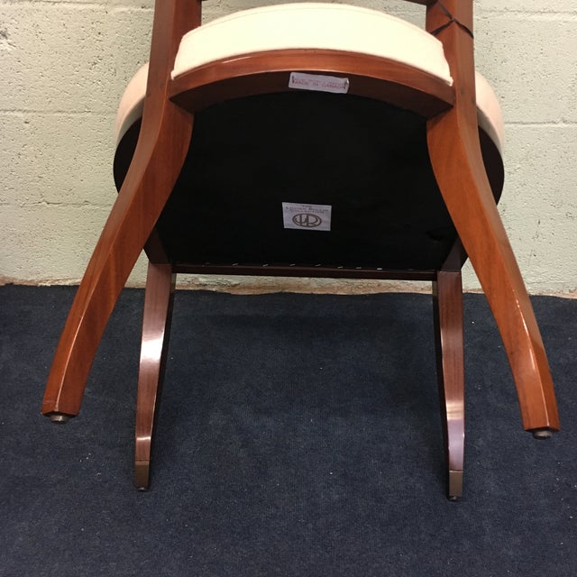 Lucien Rollin Marquise Side Chair - Image 6 of 10