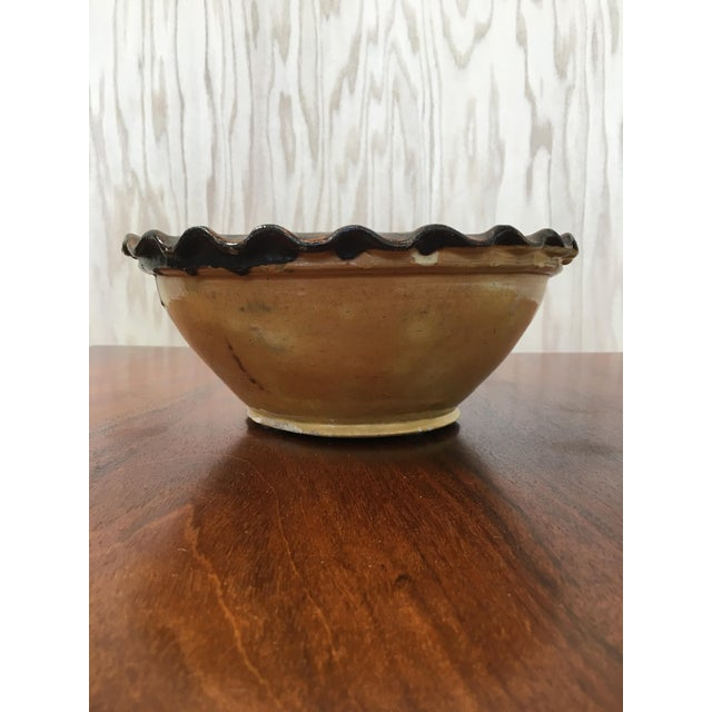 19th C. French Jaspe Hand-Painted Bowl For Sale In Los Angeles - Image 6 of 10
