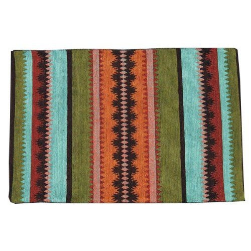 Southwest Table Runner & Placemats - Set of 7 - Image 2 of 2