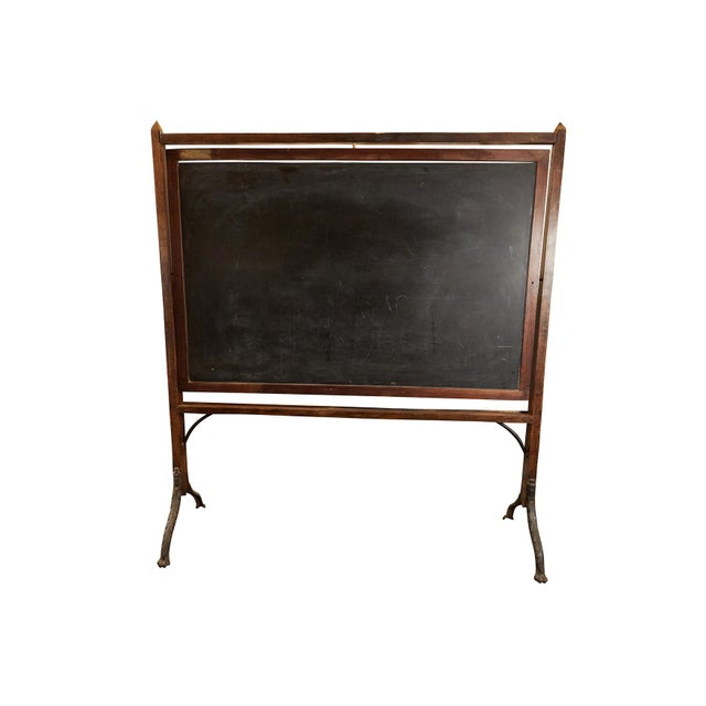19th C. School House Blackboard For Sale - Image 10 of 10