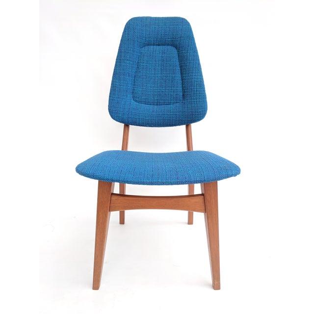 1960s Scandinavian Modern Sorheim Bruk Teak Dining Chairs - Set of 10 For Sale - Image 4 of 13